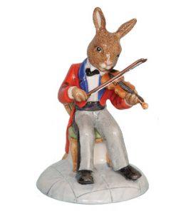 Violinist DB390 - Royal Doulton Bunnykins