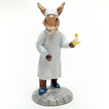 Wee Willie Winkie DB270 - Royal Doulton Bunnykins
