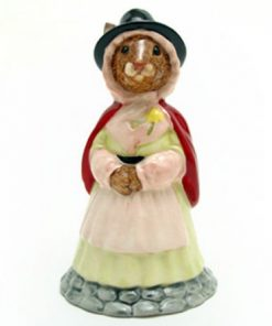 Welsh Lady DB172 - Royal Doulton Bunnykins