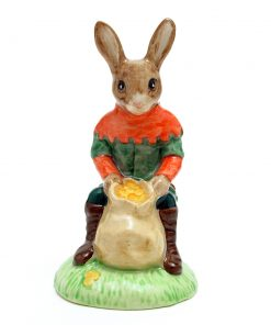 Will Scarlet DB264 - Royal Doulton Bunnykins