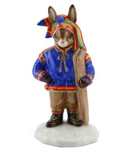 Winter Lapland DB297 - Royal Doulton Bunnykins