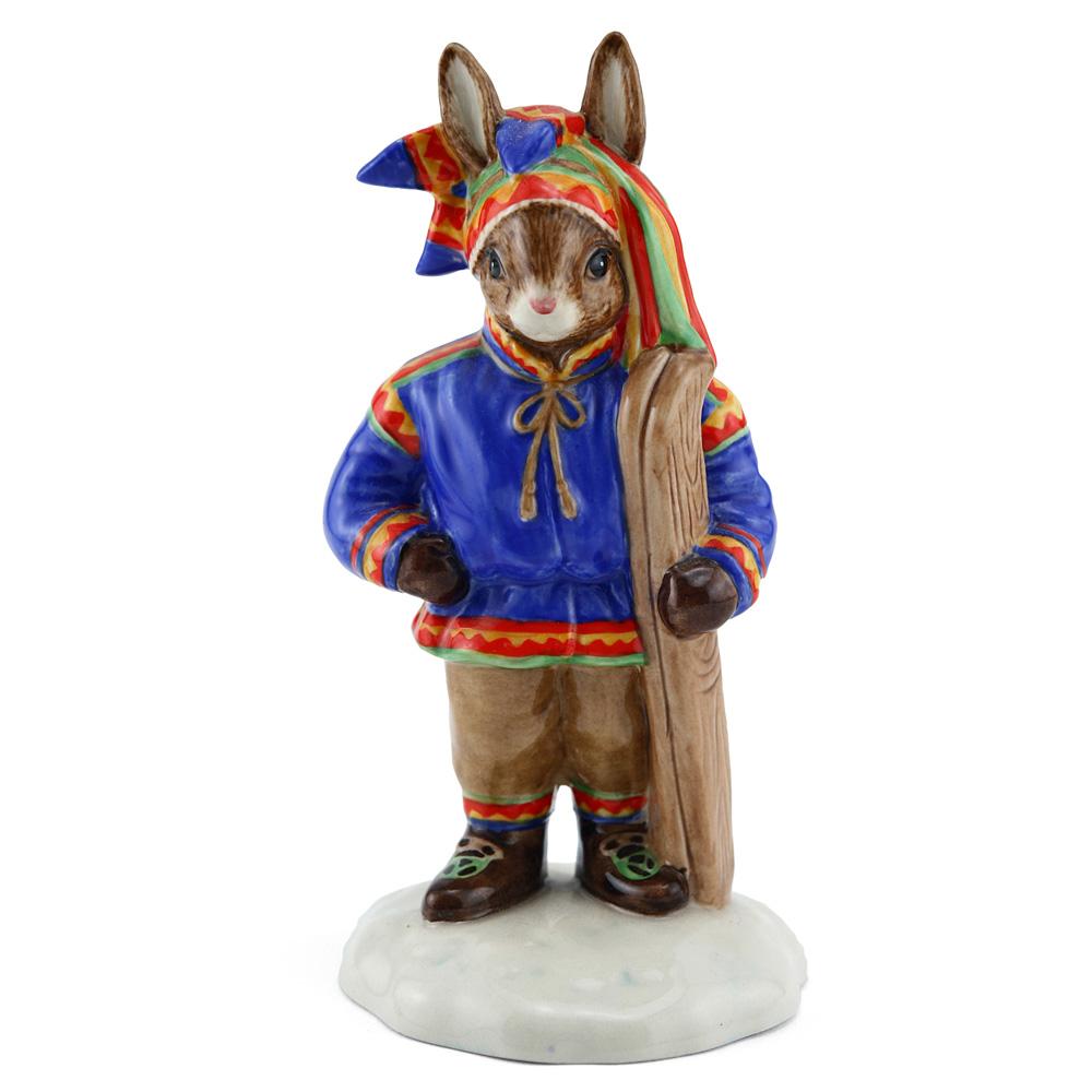 Winter Lapland DB297 - Royal Doulton Bunnykins