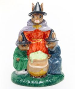 Witches Cauldron DB293 - Royal Doulton Bunnykins
