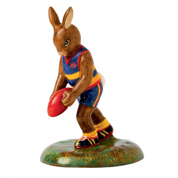 Aussie Rules DB508 - Royal Doulton Bunnykins