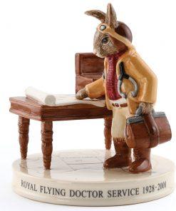 Flying Doctor Bunnykins DB468 - Royal Doulton Bunnykins