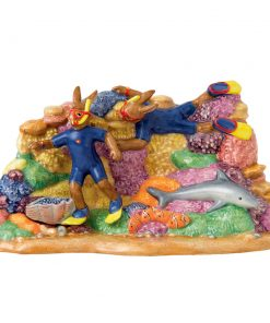 Great Barrier Reef Tableau DB507 - Royal Doulton Bunnykins