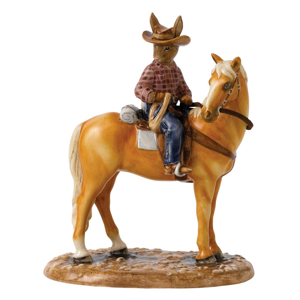 Jackaroo - Royal Doulton Bunnykins