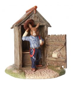 Outdoor Dunny - DB497 - Royal Doulton Bunnykins