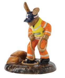 Queensland SES - DB504 - Royal Doulton Bunnykins
