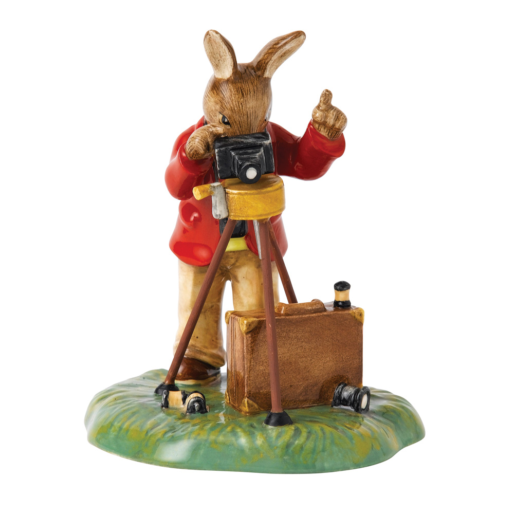Say Cheese DB503 - Royal Doulton Bunnykins