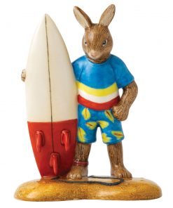 Wax On DB509 - Royal Doulton Bunnykins