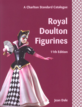 Royal Doulton Figures, 11th Edition - Royal Doulton Books