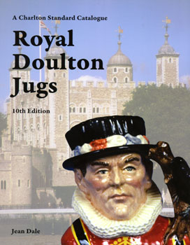 Royal Doulton Jugs, 10th Edition - Royal Doulton Books