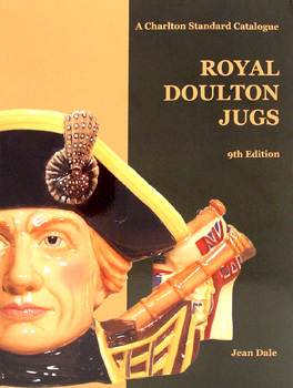 Royal Doulton Jugs, 9th Edition - Royal Doulton Books