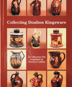 Collecting Doulton Kingsware - Royal Doulton Books