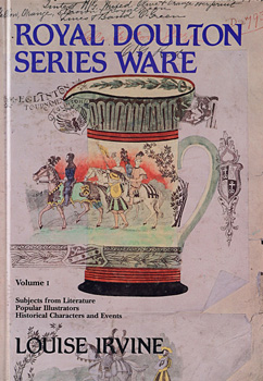 Royal Doulton Series Ware, Volume 1 - Royal Doulton Books