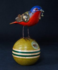 Bunting Bird Croquet Ball