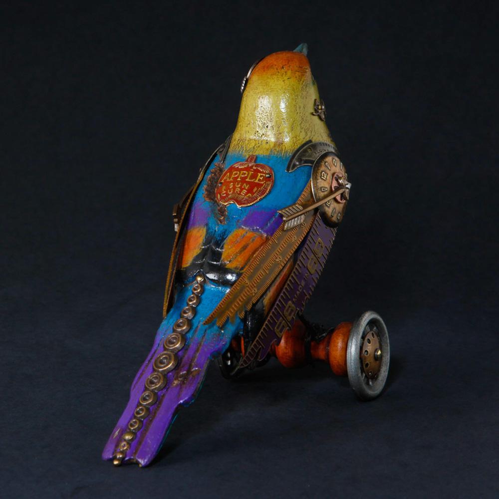 Catbird Blue Purple Wheels BD6