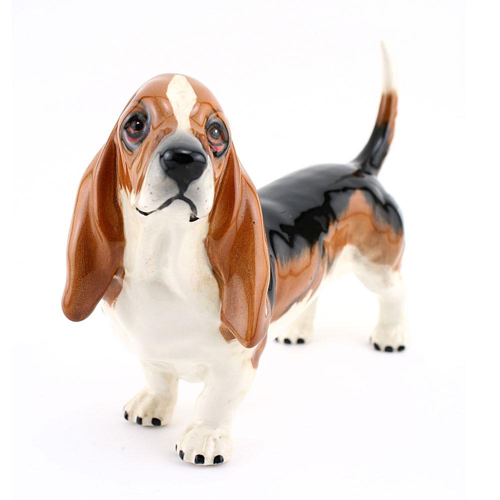 Basset Hound 2045A - Beswick Animals