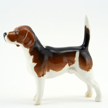 Beagle 1939 Small - Beswick Animals