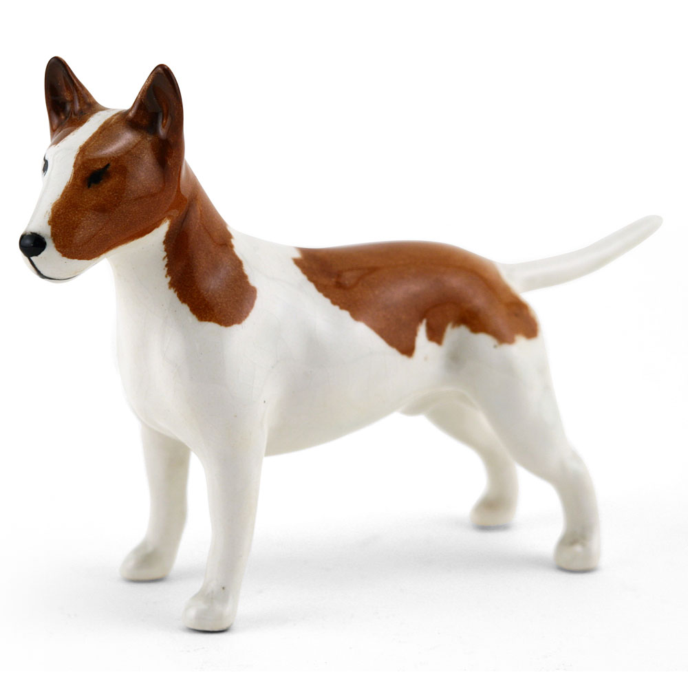 Bull Terrier 1753 Small - Beswick Animals