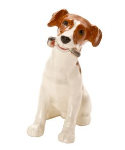 Character Dog Gnawing 2947 - Beswick Animals