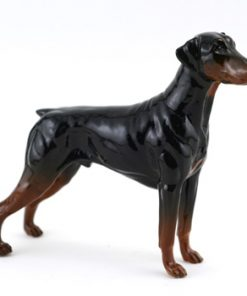 Doberman 3121 - Beswick Animals