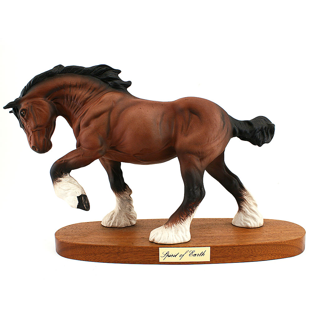 Horse Spirit of Earth 2914 - Beswick Animals