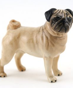 Pug 1998 Small - Beswick Animals