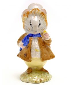 Amiable Guinea Pig - Beswick - Beatrix Potter Figurine