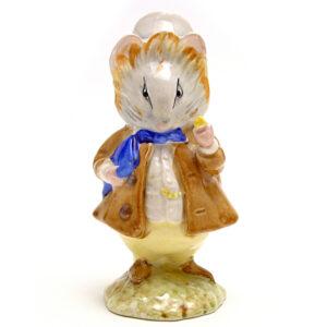 Amiable Guinea Pig - Beswick - Beatrix Potter Figurine