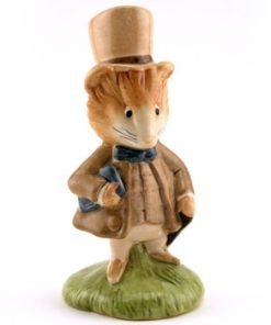 Amiable Guinea Pig - New Beswick - Beatrix Potter Figurine