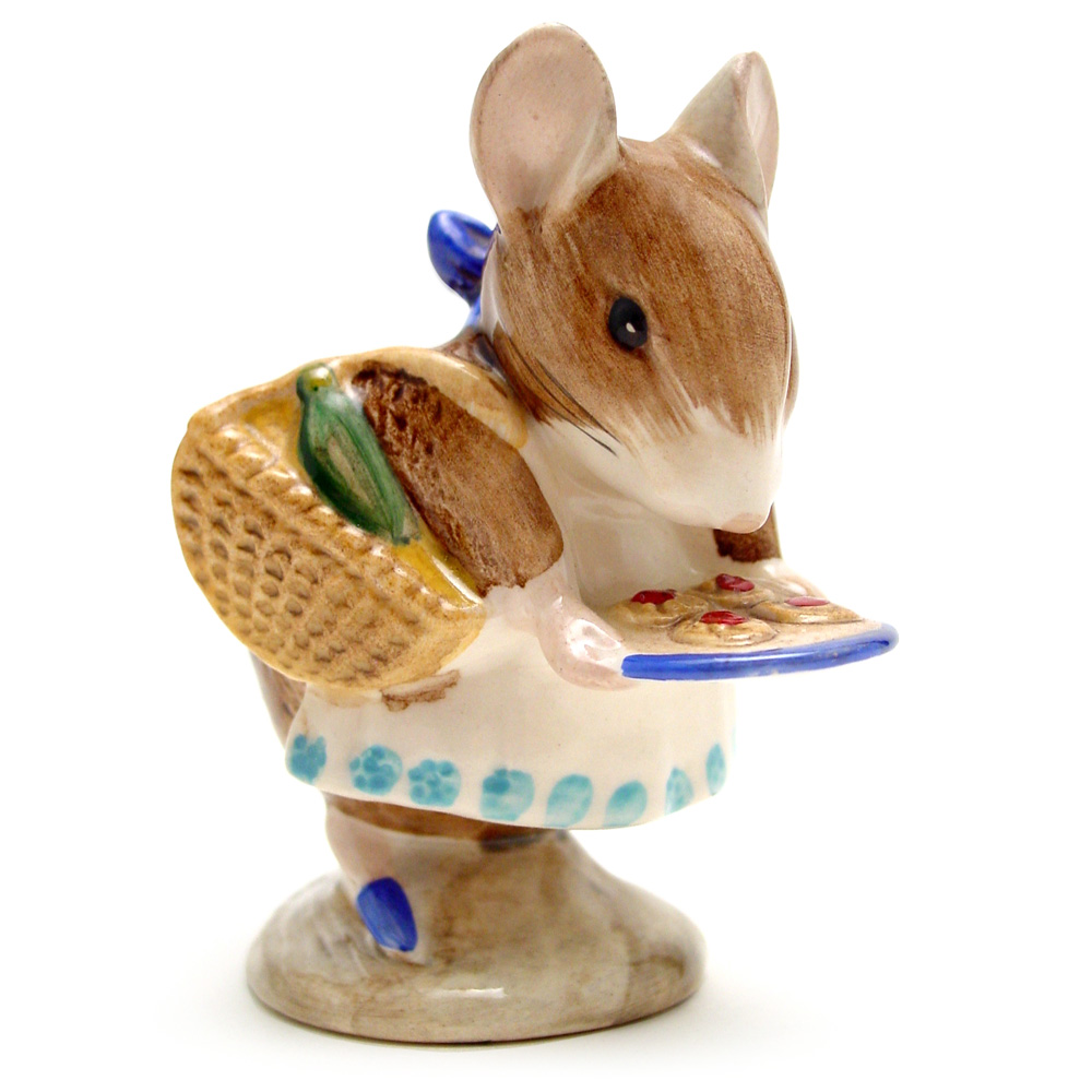 Appley Dapply (Bottle In) - Beswick - Beatrix Potter Figurine
