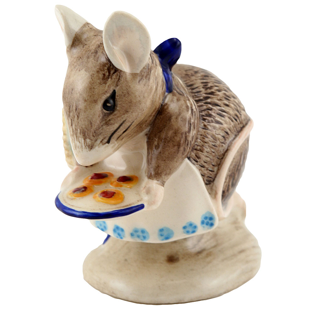 Appley Dapply Bottle In - New Beswick - Beatrix Potter Figurine