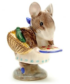 Appley Dapply (Bottle Out) - Beswick - Beatrix Potter Figurine