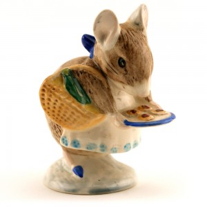 Appley Dapply - Royal Albert - Beatrix Potter Figurine