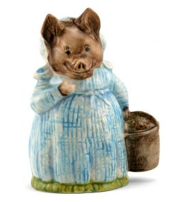 Aunt Pettitoes - Royal Albert - Beatrix Potter Figurine