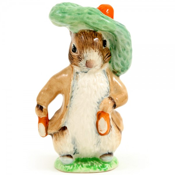 Benjamin Bunny (Ears Out/Shoes In) - Beswick - Beatrix Potter Figurine