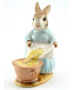 Cecily Parsley (Head Up) - Beswick - Beatrix Potter Figurine