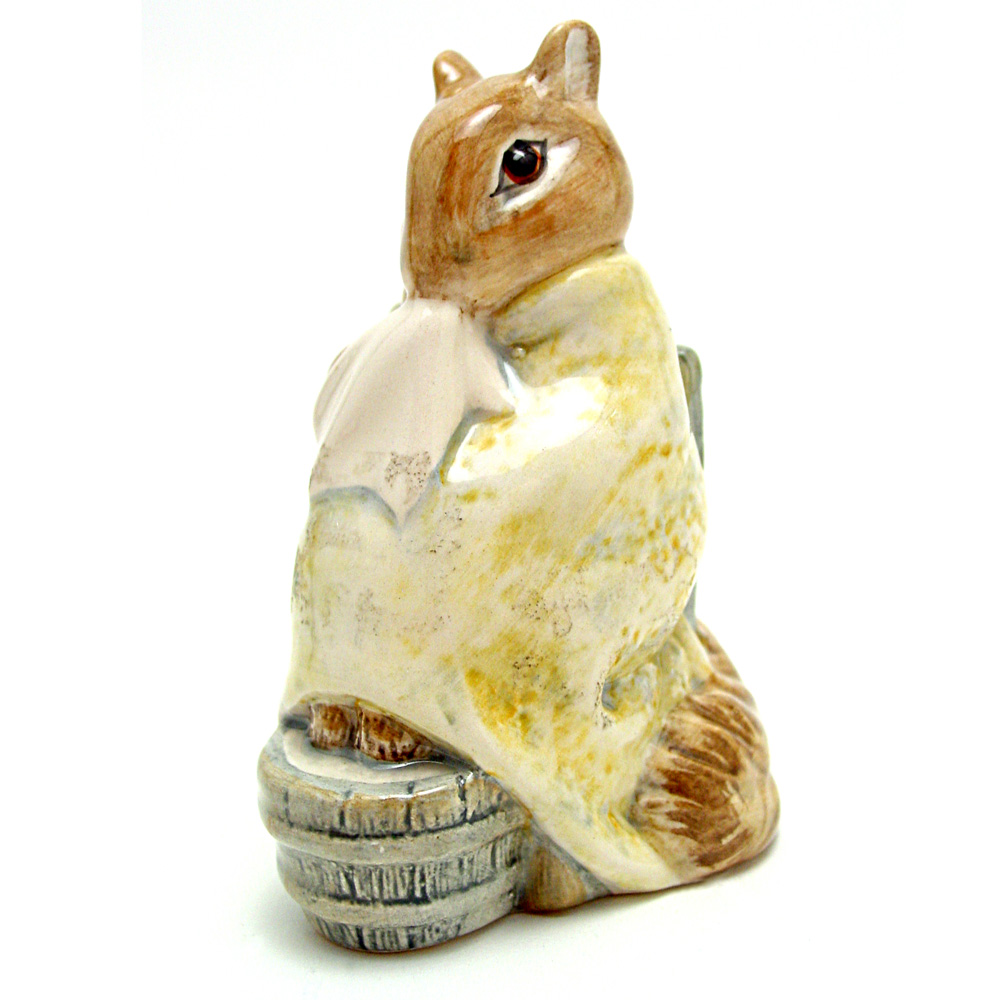 Chippy Hackee - Beswick - Beatrix Potter Figurine