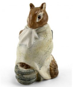 Chippy Hackee - Royal Albert - Beatrix Potter Figurine