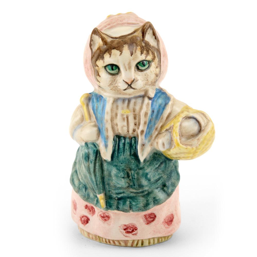 Cousin Ribby - Beswick - Beatrix Potter Figurine