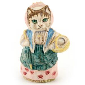 Cousin Ribby - Royal Albert - Beatrix Potter Figurine