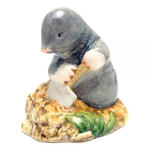 Diggory Diggory Delvet - Royal Albert - Beatrix Potter Figurine