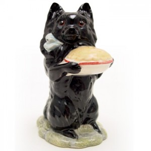 Duchess with Pie - Beswick - Beatrix Potter Figurine