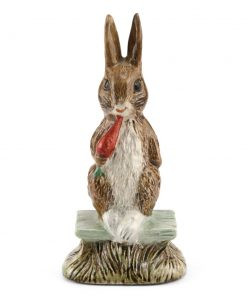 Fierce Bad Rabbit (Feet In) - Beswick - Beatrix Potter Figurine