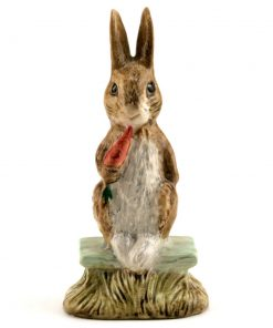 Fierce Bad Rabbit (Feet In) - Royal Albert - Beatrix Potter Figurine