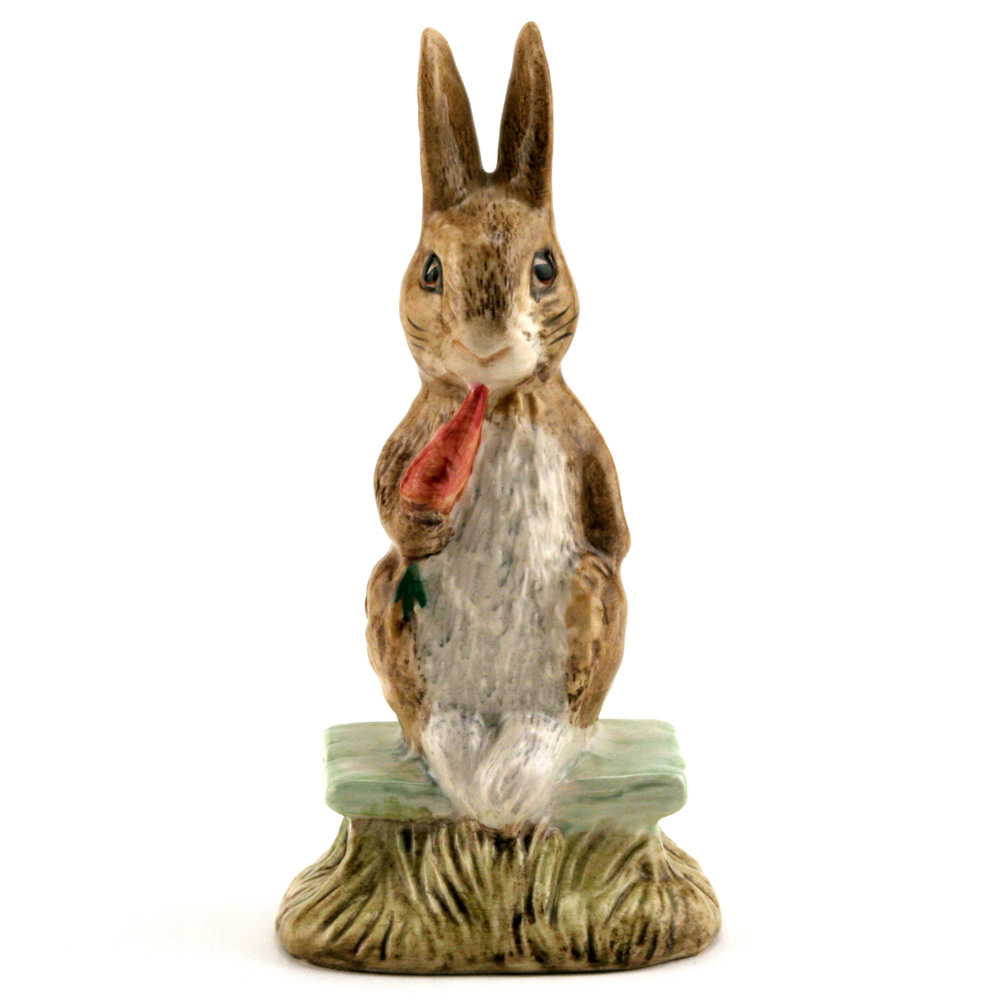 Fierce Bad Rabbit (Feet In) - Royal Albert - Beatrix Potter Figurine