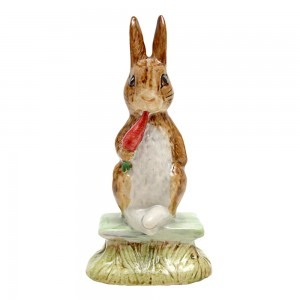 Fierce Bad Rabbit (Feet Out) - Beswick - Beatrix Potter Figurine