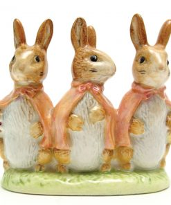 Flopsy - Mopsy and Cottontail - Beswick - Beatrix Potter Figurine